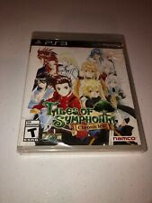 Tales of Symphonia: Chronicles (PS3, PlayStation 3, 2014)