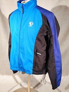 Pearl Izumi Vintage Cycling Technical Wear Windbreaker Jacket Size Medium