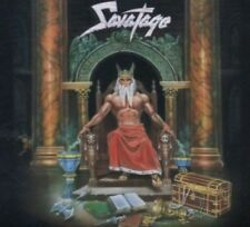 Savatage - Hall Of The Mountain King NEW CD