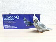 Kaiyodo Takara ChocoQ Pet COCKATIEL bird figure choco q animatales