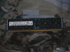 16 GB (1X16 GB) Hynix PC3-14900R 1866 MHz HMT42GR7AFR4C-TD Server Memory ECC RAM