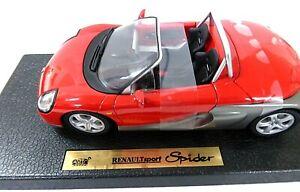 Anson Renault Sport Spider   1:18