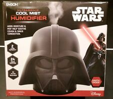 Star Wars Darth Vader Ultrasonic Cool Mist Humidifier NEW