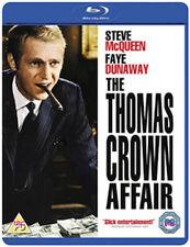 The Thomas Crown Affair Blu-ray 1968 DVD Region 2