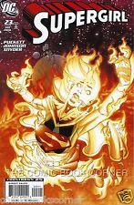 DC Comics 2005 Series SUPERGIRL #23 Near Mint Bagged & Boarded 1st Print NM