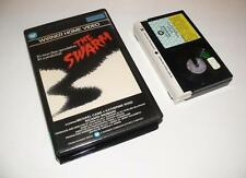 Betamax Video ~ The Swarm ~ Michael Caine ~ Pre-Cert ~ Warner Home Video