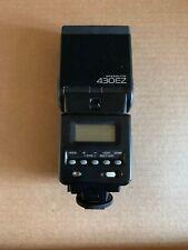 Canon Speedlite 430EZ Shoe Mount Flash for Canon
