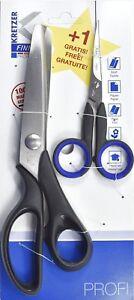 Kretzer Set Zackenschere Finny 770213 Zickzack+ Stickschere Zipzap 772015