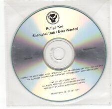 (FE552) Rufige Kru, Shanghai Dub / Ever Wanted - 2009 DJ CD