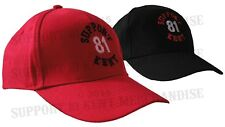 SUPPORT 81 KENT HELLS ANGELS ENGLAND Baseball Cap Hat BIG RED MACHINE 1% HAMC