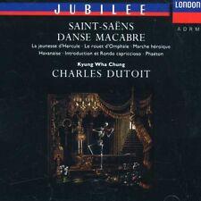 Charles Dutoit, C. Saint-Saens - Danse Macabre [New CD]