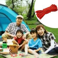 Survival Umbrella Rope Outdoor Hiking Sailing Camping Heavy Duty Cord Brace L4H4