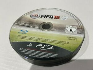 PS3 - FIFA 15 (2015) **NEW CONDITION** Full Game - UK PAL Ref:20-21 DO