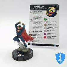 Superman - 059a DC Rebirth HeroClix Miniature Super Rare