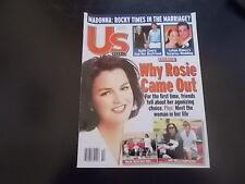 Rosie O'Donnell - US Magazine 2002