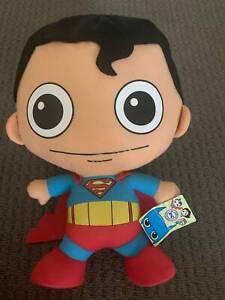 Superman plush DC Comics 34cm Super Cute BRAND NEW