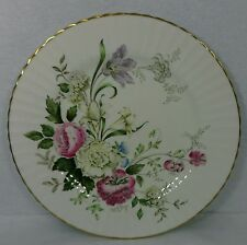 """PARAGON china DUBARRY pattern Dinner Plate - 10-7/8"""""""