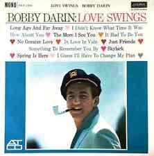 BOBBY DARIN - Love Swings (LP) (VG+/VG++)