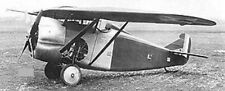 XPS-1 Dayton-Wright Interceptor Airplane Wood Model Replica Large Free Shipping