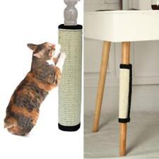 Furniture Sisal Hemp Cat Scratch Board Mat Scratching Post Toy Pet Accessory FI