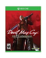 Devil May Cry HD Collection - Xbox One Standard Edition FACTORY SEALED  Brand