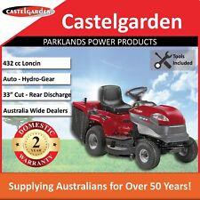 "New Castelgarden XDC150HD 33"" 432cc Rear Discharge Ride On Mower | Hydrostatic"