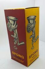 Vintage SPONG National mincer No.20 Made in England