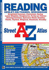 Reading Street Atlas by Geographers' A-Z Map Co Ltd (Paperback, 2007)