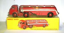 Dinky Fr. 32c Tracteur Panhard citerne ESSO boxed. OFFERTA !