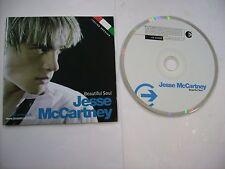JESSE MCCARTNEY - BEAUTIFUL SOUL - CD EXCELLENT CONDITION 2006