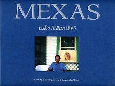 Mexas - Esko Mannikko Finnish Photo Book