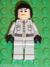 Personnage LEGO INDIANA JONES minifig Irina Spalko / Set 7624 7627 7628