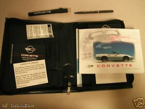 GM 1993 Chevy Corvette Owner's Manual (o) #10193598A