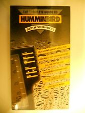 The Complete Guide to Humminbird Depth Sounders: Jimmy Houston VHS fishing sonar