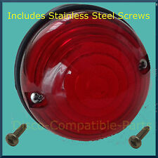 Land Rover Series 2A / 3 Rear Stop & Tail Light Unit + Stainless Steel Screws BM