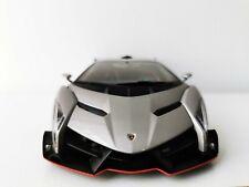Lamborghini Veneno Grey showcar 2013 1/18 AUTOART 74506