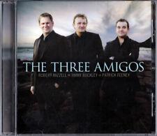 Three Amigos [2010 CD]  Robert Mizzell, Jimmy Buckley, Patrick Feeney
