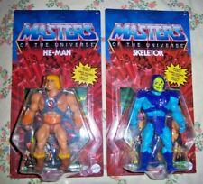Mattel Masters Of The Universe Origins He-Man and Skeletor (Wave 5)