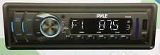 Pyle - PLR34M - In Dash AM/FM-MPX Receiver With MP3 Playback, USB/SD/Aux Inputs