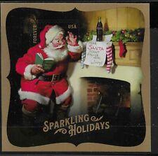 US Scott #5336, Souvenir Sheet 2018 Christmas VF MNH