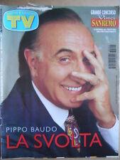 TV Sorrisi e Canzoni n°2 1997 Pippo Baudo Spice Girls Albano Romina Power [C92]