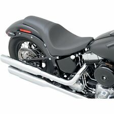 DRAG SPECIALTIES PREDATOR SMOOTH LEATHER SEAT 0802-0392 FOR HARLEY 2006-2015