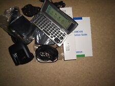 Nokia 9210i Communicator,Unlocked,VGdWkg&CosmeticCondition,SeePicsOf 'TheExtras'