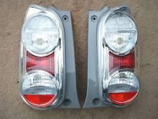 JDM 10-14 Toyota Passo KGC35 KGC30 Taillights Tail Lights Lamps Clear Set OEM