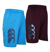 Boys Canterbury VAPODRI Printed Sport Training Shorts Sizes Age from 6 to 15 Yrs