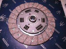 Kupplungsscheibe MASERATI Biturbo Modelle Spyder 222  215mm  NEU Clutch Disc
