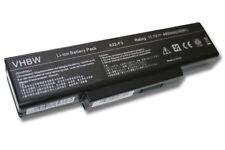 Akku 4400mAh für Asus Pro31 Pro31j Pro31jr Pro31s Pro31sg Z53Jc Z53m Z53s Z53u