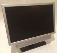 """Dell SE198WFPf 19"""" LCD Monitor, AS501 Speaker, Stand All Power Cables DVI VGA HD"""
