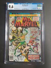 Marvel Comics' Ms. Marvel #2 CGC 9.6 -1977