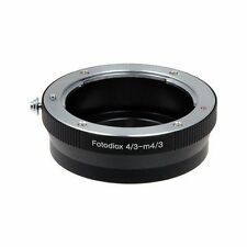 Fotodiox Objektivadapter Olympus Zuiko OM 4/3 (OM4/3) Lens to Micro Four Thirds